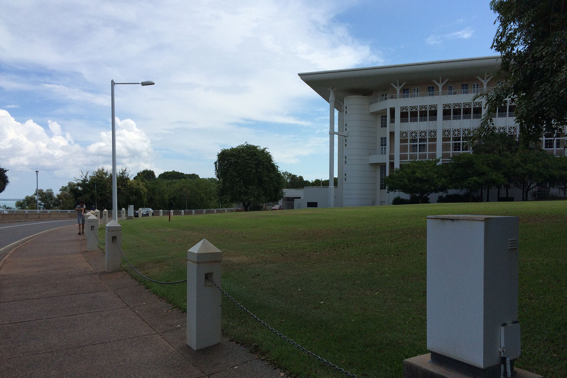 Parliament House of Darwin.